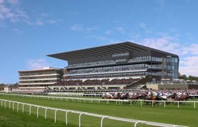 horse racing - doncaster racecourse