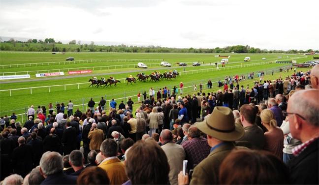 Ballinrobe racecourse picture