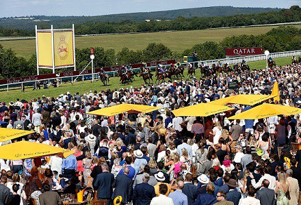 goodwood racecourse picture